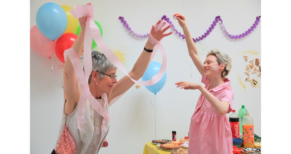Untitled (The Party) 2012 (with Sarah Coggrave)